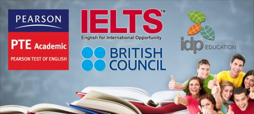 Education (IELTS/PTE)