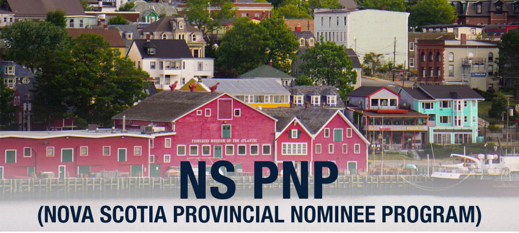 NS PNP (Nova Scotia Provincial Nominee Program)